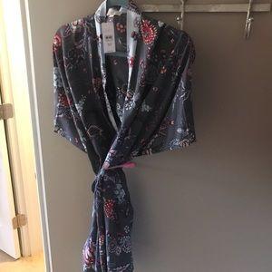 Loft floral kimono
